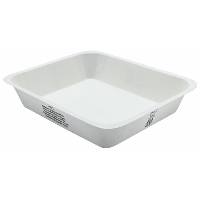 Contenitore V45LCD07 bianco Compac in Cartoncino+PLA